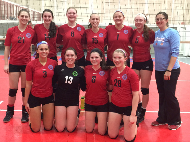 Borderline 16 Hawks Won the 16 American Power Challenge at Sports Express!