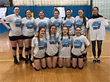 Borderline 15 Black: 2nd Place Gold, Positively Charged, March 12, 2016