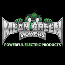 Powerful, electric lawn mowers for commercial and residential use.