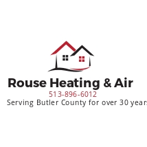 Rouse Heating & Air has been serving Butler County residents for over 30 years. Give us a call for all your residential or commercial Hvac needs. 513-896-6012 or 513-505-5679