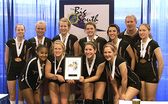 Kaepa Borderline 16 Hawks 2008: Big South Qualifier - 3rd in Gold